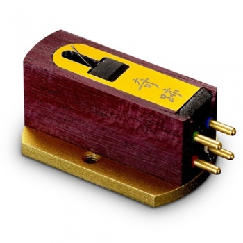 Kiseki Purpleheart N.S. MC Phono Cartridge