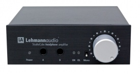 Lehmann Audio Studio Cube Headphone Amplifier
