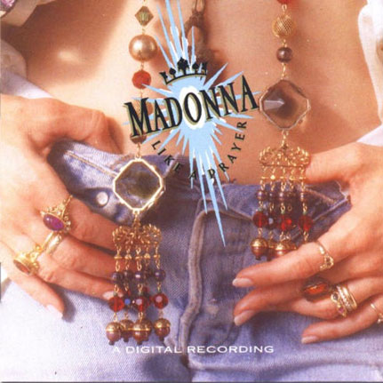 Madonna - Like A Prayer Vinyl LP