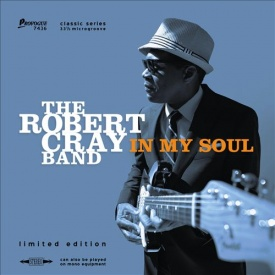 Robert Cray Band ‎– In My Soul Vinyl LP