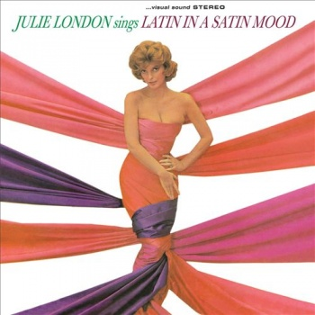 Julie London sings Latin in a Satin Mood - 200g Vinyl LP (APP7278)