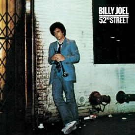 Billy Joel - 52nd Street Vinyl LP