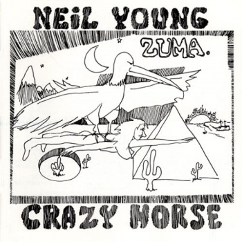 Neil Young - Zuma - Vinyl LP (7599-27226-1)