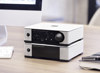 Meridian Prime Headphone Amplifier with Prime PSU - Ex Demonstration