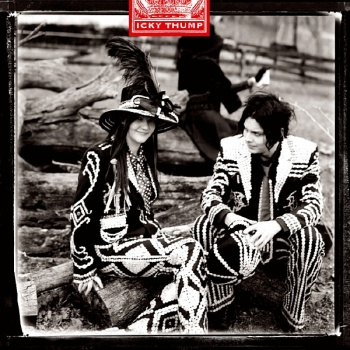 The White Stripes - Icky Thump 2x Vinyl LP (162940-1)