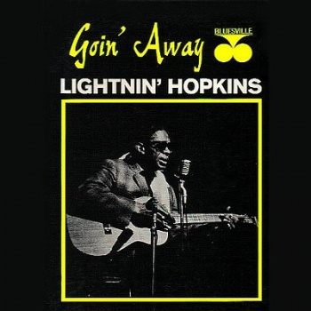 Lightnin Hopkins - Going Away Vinyl LP BLUESVILLE1073