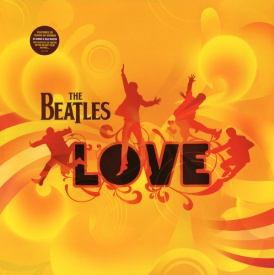 The Beatles 'LOVE' Double Vinyl LP Set