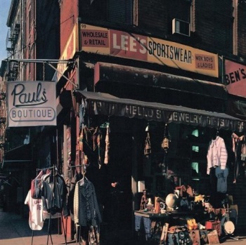 Beastie Boys - Paul's Boutique Vinyl LP 20th Anniversary Remastered 180g 5099969330018