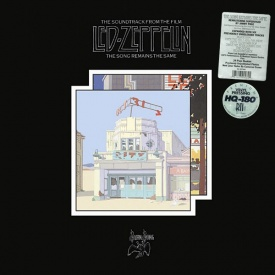 Led Zeppelin - The Song Remains the Same 4x Vinyl LP Boxset