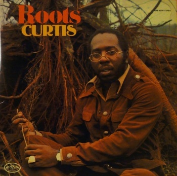 Curtis Mayfield - Roots - Gatefold Vinyl LP (CRS-8009)