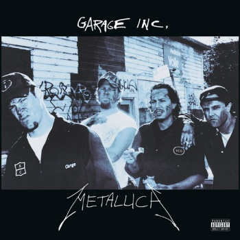 Metallica ‎– Garage Inc - 3x Vinyl LP