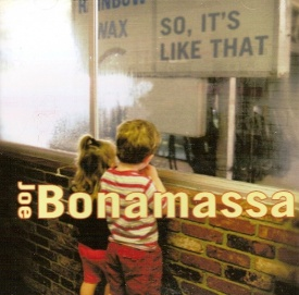 Joe Bonamassa - So, It's Like That Vinyl LP