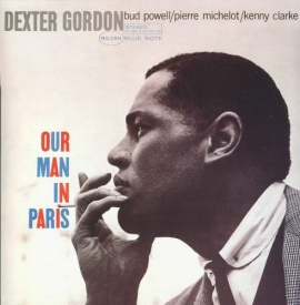 Dexter Gordon - Our Man In Paris - Vinyl LP