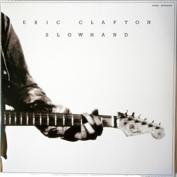 Eric Clapton - Slowhand 35th Anniversary Edition Vinyl LP (5340723)