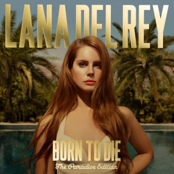 Lana Del Ray - Born To Die THE PARADISE EDITION Vinyl LP 0602537181223