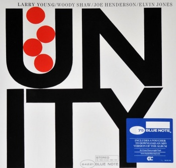 Larry Young - Unity 180g Vinyl LP Blue Note (ST-84221)