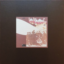 Led Zeppelin - Led Zeppelin II Super Delux CD & Vinyl LP Box Set