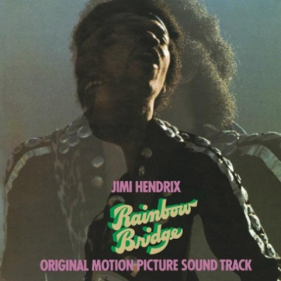 Jimi Hendrix - Rainbow Bridge - Original Motion Picture Sound Track - 180g Vinyl LP