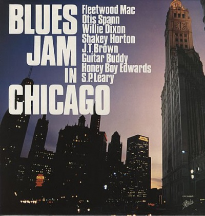Fleetwood Mac / Various Artists - Blues Jam In Chicago - 2x Vinyl LP