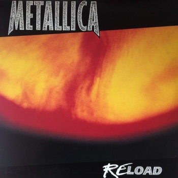 Metallica - Reload - 2x Vinyl LP