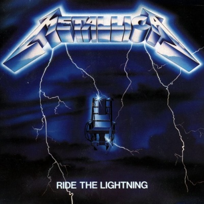 Metallica - Ride the Lightning - Vinyl LP (BKND004-1)