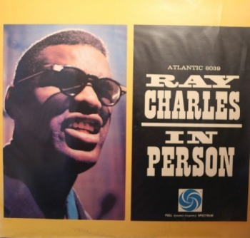 Ray Charles - In Person - Vinyl LP (8039)