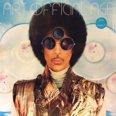 Prince - Art Official Age - 2x Vinyl LP