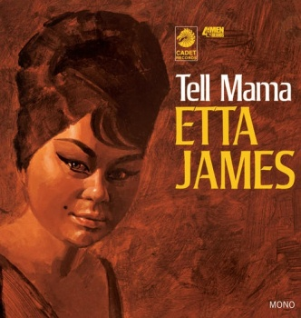 Etta James - Tell Mama 180g Mono Vinyl LP (4m246)