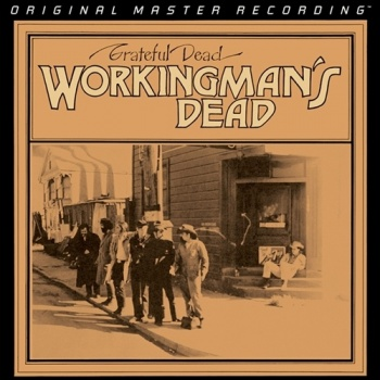 Grateful Dead - Workingman's Dead 2x 180g 45RPM Vinyl LP (MFSL 2-428)
