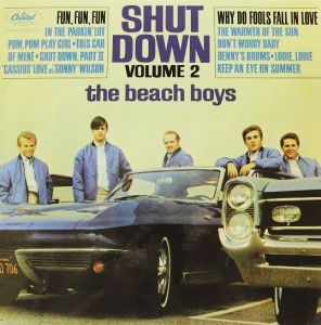 The Beach Boys - Shut Down Vol. II MONO Vinyl LP (APP 062M)