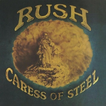 Rush - Caress of Steel - 200g Gatefold Vinyl LP (B0022365-01)