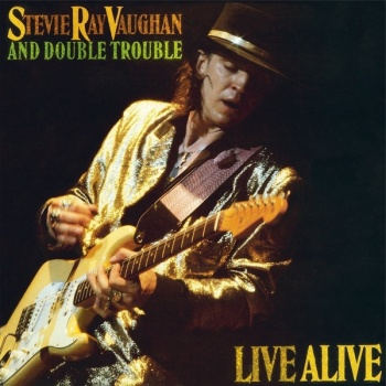 Stevie Ray Vaughan And Double Trouble - Live Alive - 2x 180g Vinyl LP (MOVLP662)