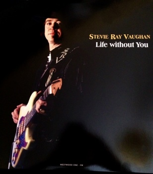 Stevie Ray Vaughan - Life Without You, Live at McNichols Arena, Denver 1989, Vinyl LP (DFMK BRR4009)