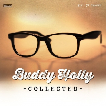 Buddy Holly - Collected - 3x 180g Vinyl LP (MOVLP1419)