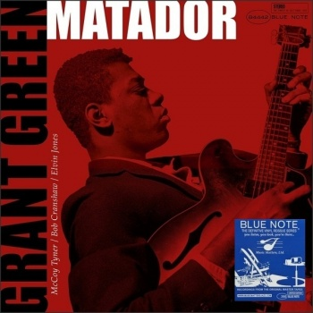 Grant Green - Matador 180g Vinyl LP (Blue Note 84442)