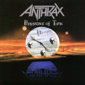 Anthrax - Persistence Of Time - 2x Vinyl LP (MELT-011)