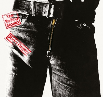 The Rolling Stones - Sticky Fingers - 180g Vinyl LP (376 482-1)