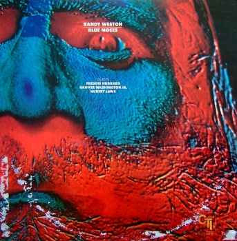 Randy Weston - Blue Moses Vinyl LP (CTI6016)