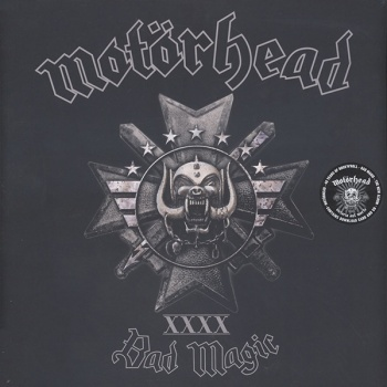 Motorhead – Bad Magic 180g Vinyl LP + CD (UDR 057P47)