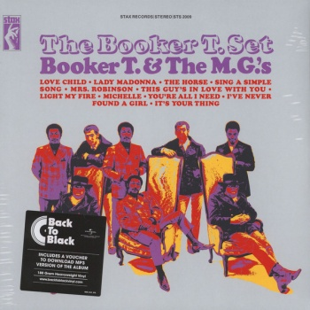 Booker T & The M.G's - The Booker T. Set Vinyl LP 0888072359833