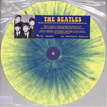 The Beatles - The Way They Were: Live At The Star Club 1962 Ltd Edition Numbered Vinyl LP (SUITABLE1340)