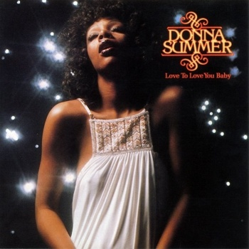 Donna Summer - Love to Love You Baby - 40th Anniversary Vinyl LP (B0023113-01)