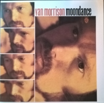 Van Morrison - Moondance Vinyl LP Warner Brothers Made In EU 81227950354