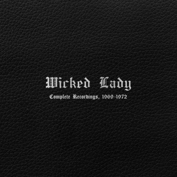 Wicked Lady Complete Recordings 1969-1972 Vinyl LP Box Set GUESS098-099/B