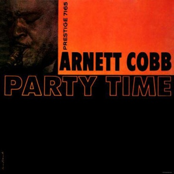 Arnett Cobb Party Time Vinyl LP APRJ7165