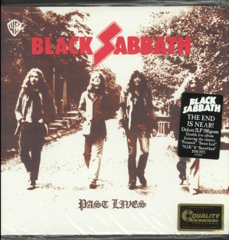 Black Sabbath - Past Lives 2x Vinyl LP R1 552925