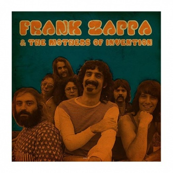 Frank Zappa & The Mothers Of Invention - Live At The PIKNIK Show - Uddel June 1970 Vinyl LP DOR2058H