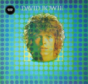 David Bowie - Space Oddity 1LP Parlophone Vinyl LP 0825646287390 180g