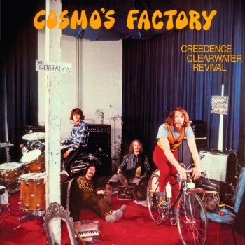 Creedence Clearwater Revival - Cosmo's Factory Vinyl LP 0025218840217
