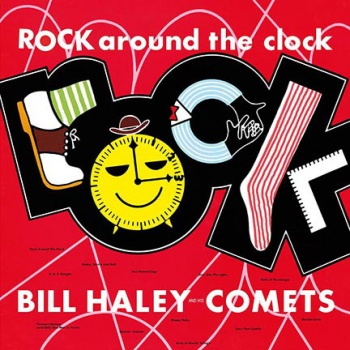 Bill Hayley and His Comets Rock Around The Clock Vinyl LP DOS667H
